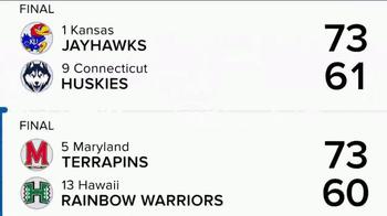 CBS Sports App TV Spot, 'Bracket Games' - Thumbnail 5