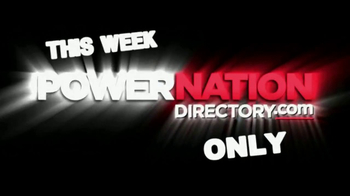 PowerNation Directory TV Spot, 'Headers, Bolts and Gauges' - Thumbnail 2