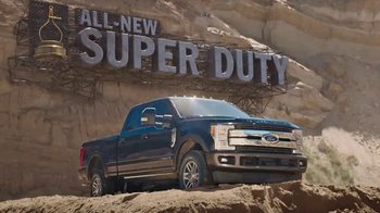2017 Ford Super Duty TV Spot, '2017 Motor Trend Truck of the Year' [T1] - Thumbnail 7