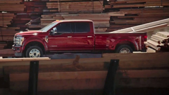 2017 Ford Super Duty TV Spot, '2017 Motor Trend Truck of the Year' [T1] - Thumbnail 2