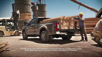 2017 Ford Super Duty TV Spot, '2017 Motor Trend Truck of the Year' [T1] - Thumbnail 5