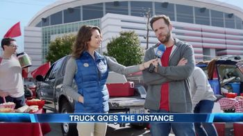 NAPA Auto Parts TV Spot, 'Truck Goes the Distance'
