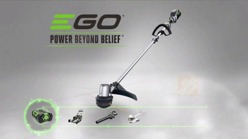 EGO Power + String Trimmer TV Spot, 'Outperform Gas' - Thumbnail 8