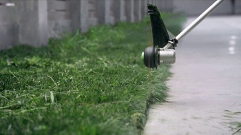 EGO Power + String Trimmer TV Spot, 'Outperform Gas' - Thumbnail 7