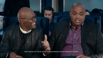 Capital One TV Spot, 'This Is March Madness: Ringtone' Feat. Gloria Gaynor - Thumbnail 4