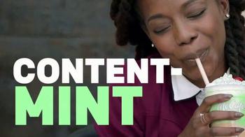 McDonald's McCafé Shamrock Chocolate Madness TV Spot, 'Content-MINT' - 271 commercial airings