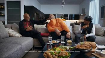 Capital One TV Spot, 'Snack Hoodie' Featuring Samuel L. Jackson - Thumbnail 4