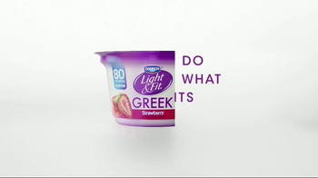 Dannon Light & Fit Greek TV Spot, 'Balancing Act' - Thumbnail 7
