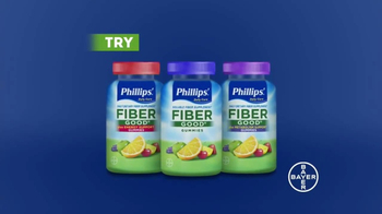 Phillips Fiber Good Gummies TV Spot, 'Nice Work' - Thumbnail 10