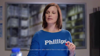 Phillips Fiber Good Gummies TV Spot, 'Nice Work' - Thumbnail 4