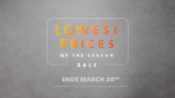 GNC Lowest Prices of the Season Sale TV Spot, 'Change' - Thumbnail 7