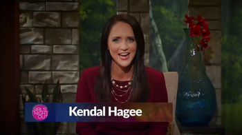John Hagee Ministries TV Spot, 'Kendal Hagee's Girls' Night Out' - Thumbnail 2