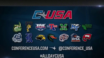 Conference USA TV Spot, 'Tradition of Sportsmanship' - Thumbnail 9