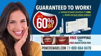 Power Swabs TV Spot, 'Restoring' Featuring Scott DeFalco - Thumbnail 10