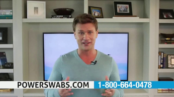 Power Swabs TV Spot, 'Restoring' Featuring Scott DeFalco - Thumbnail 7