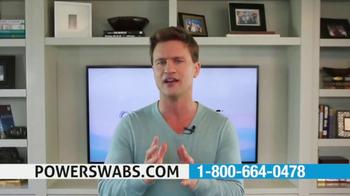 Power Swabs TV Spot, 'Restoring' Featuring Scott DeFalco - Thumbnail 8