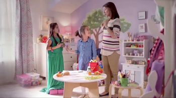 McDonald's Happy Meal TV Spot, 'Barbie Fashionistas and Cuties' - Thumbnail 6