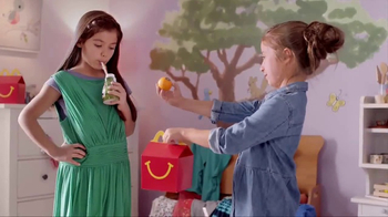 McDonald's Happy Meal TV Spot, 'Barbie Fashionistas and Cuties' - 1088 commercial airings
