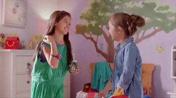 McDonald's Happy Meal TV Spot, 'Barbie Fashionistas and Cuties' - Thumbnail 4