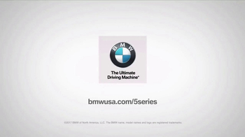 2017 BMW 5 Series Sedan TV Spot, 'Legacy' Featuring Scott Eastwood [T1] - Thumbnail 6