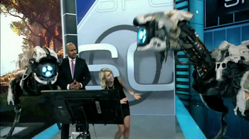 Horizon Zero Dawn TV Spot, 'ESPN: Cameras' - Thumbnail 4