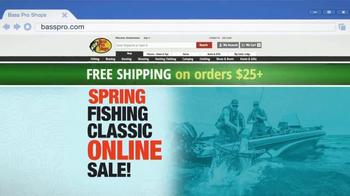 Bass Pro Shops Spring Fishing Classic TV Spot, 'Tees & Reel' Ft. Bill Dance - Thumbnail 5