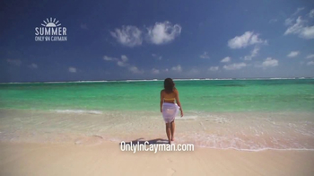 Cayman Islands TV Spot, 'Summer Only in Cayman 2017'