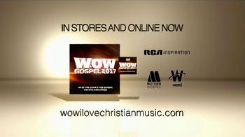 WOW Gospel 2017 TV Spot - Thumbnail 3