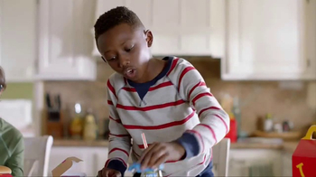 McDonald's Happy Meal TV Spot, 'Centripetal Force' - 651 commercial airings