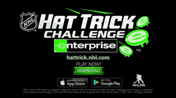 NHL Hat Trick Challenge App TV Spot, 'Winner' - Thumbnail 6