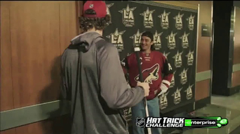 NHL Hat Trick Challenge App TV Spot, 'Winner' - Thumbnail 3