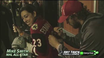 NHL Hat Trick Challenge App TV Spot, 'Winner' - 2 commercial airings
