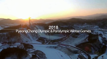 PyeongChang TV Spot, '2018 Olympic & Paralympic Winter Games'