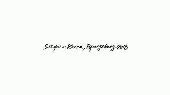 PyeongChang TV Spot, '2018 Olympic & Paralympic Winter Games' - Thumbnail 7