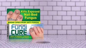 Fungi Cure TV Spot, 'Shower' - Thumbnail 3