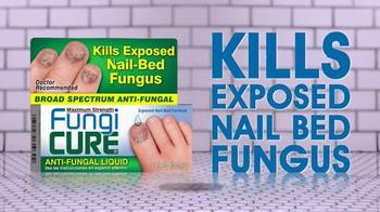 Fungi Cure TV Spot, 'Shower' - Thumbnail 4