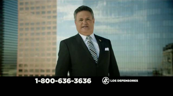 Los Defensores TV Spot, 'Ayuda poderosa' [Spanish] - Thumbnail 3