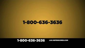 Los Defensores TV Spot, 'Ayuda poderosa' [Spanish] - Thumbnail 8