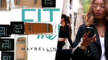 Maybelline New York Fit Me! TV Spot, 'Apariencia natural' [Spanish] - Thumbnail 2