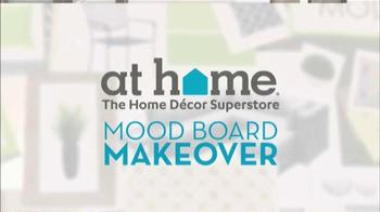At Home TV Spot, 'HGTV: Mood Board' - Thumbnail 2