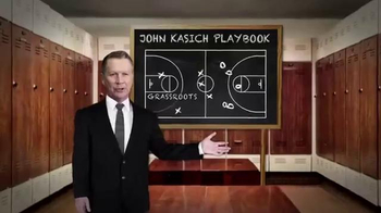 Trusted Leadership PAC TV Spot, 'Kasich Won't Play' - 1 commercial airings