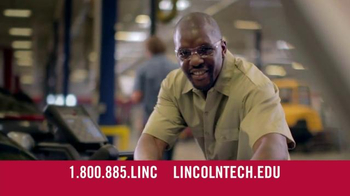 Lincoln Technical Institute TV Spot, 'A Better Job' - Thumbnail 9