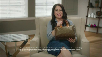 Tradesy.com TV Spot, 'Authentic Fashion' - Thumbnail 4