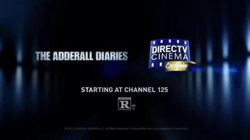 DIRECTV Cinema TV Spot, 'The Adderall Diaries' - Thumbnail 8