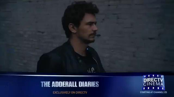DIRECTV Cinema TV Spot, 'The Adderall Diaries'