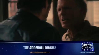 DIRECTV Cinema TV Spot, 'The Adderall Diaries' - Thumbnail 7