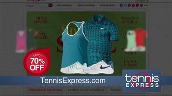 Tennis Express Spring Sale TV Spot, 'Tennis Everything' - Thumbnail 2