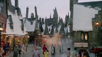 Universal Studios Hollywood TV Spot, 'Syfy Network: Wizarding World'