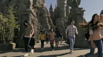 Universal Studios Hollywood TV Spot, 'Syfy Network: Wizarding World' - Thumbnail 3