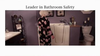 American Standard Liberation Walk-In Bathtub TV Spot, 'Bathroom Safety' - Thumbnail 2
